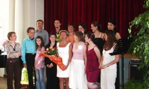 Auditions des élèves – 2005
