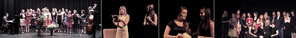 Cours de chant à Bordeaux par Agnès Lécossois