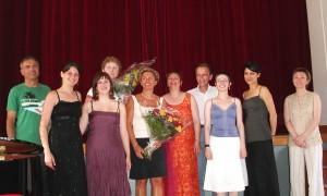 Auditions des élèves –  2006