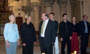 Concert sacré Paris 2006